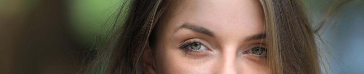 Green eyes girls