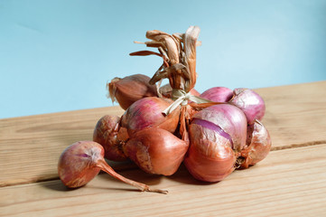 Rustic garlic photo for your cuisine projects or nutrition publicaciones.