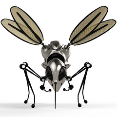 mosquito robot front view