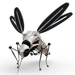 silver mosquito