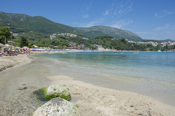 Valtos Beach - Ionian Sea - Parga, Greece