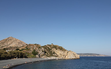 Emporios, Chios, Greece
