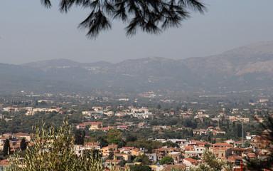 Landscape Chios, Greece