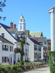 Main Street in Plymouth Massachusetts