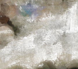 Muted Abstract Painting