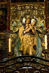 Virgen de la Almudena de Madrid