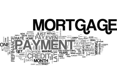 BEG BORROW OR STEAL MAKE THAT MORTGAGE PAYMENT TEXT WORD CLOUD CONCEPT