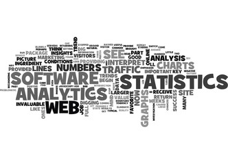 WEB SITE ANALYTICS READ BETWEEN THE LINES AND CHARTS AND GRAPHS TEXT WORD CLOUD CONCEPT