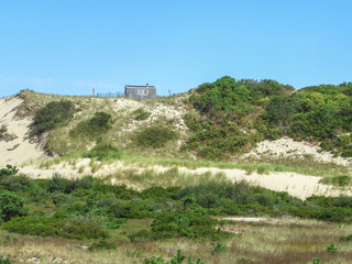 Dune Cottage in Cape Cod National Seashore near Provincetown, Massachusetts, New England