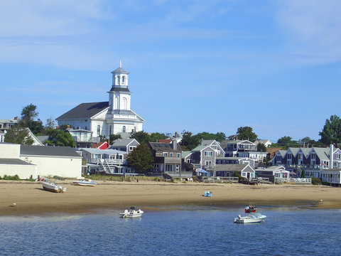 Provincetown in Cape Cod Massachusetts New England