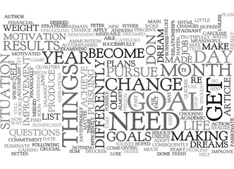 WHO DO YOU NEED TO BECOME TO MAKE IT HAPPEN FOR YOU TEXT WORD CLOUD CONCEPT