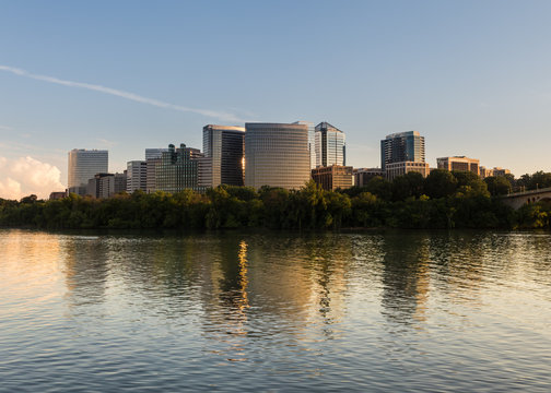 Skyline of Arlington, Virginia