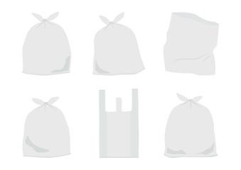 ゴミ袋 イラスト
