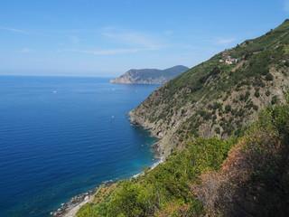 Nature et côte sauvage : Cinque Terre (Italie)