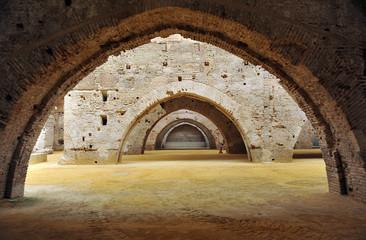 Antiguos astilleros reales, Atarazanas de Sevilla, España