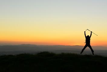 Özgürlüğe Yolculuk Yapan İnsan