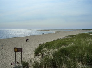 South Beach in Chatham on Cape Cod, Massachusetts, New England