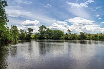 Maskinonge River Landscape