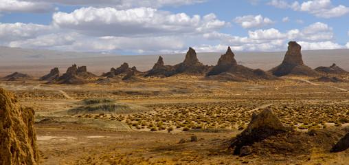 Trona Pinnacles Peaks