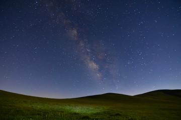 Galaksimizin Harika Gece Görünümü