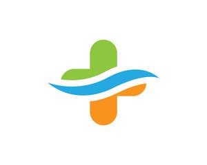 Cloud Health Medical Logo Gen