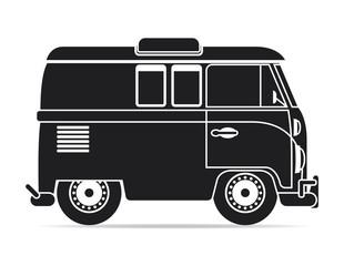Retro-Campingbus
