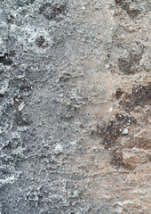 Natural Stone Is Gray, Brown. Texture, Background Series.
