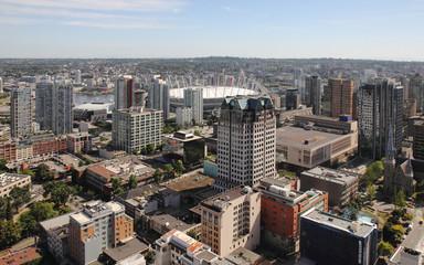 Uitzicht Lookout Tower, Vancouver, Canada