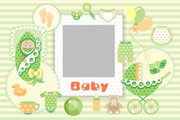 Baby green Set
