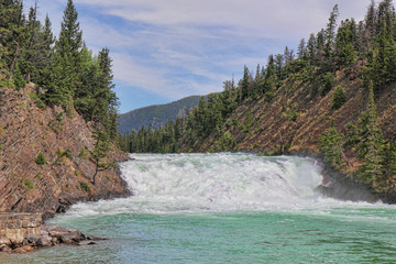 Banff Falls, Canada