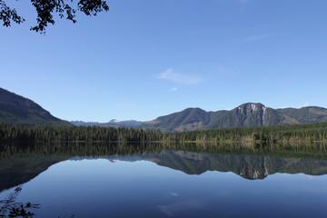 Hoomac Lake, Vancouver Island, Canada