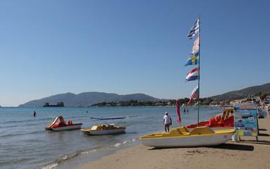 Laganas, Zakynthos, Greece