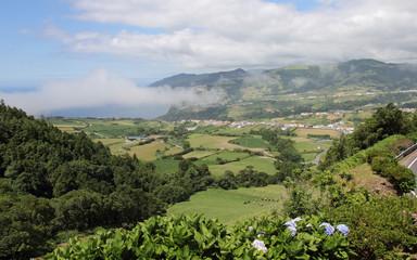 Pico Longo, Sao Miguel, Azores, Portugal