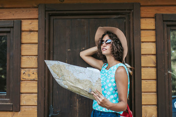 girl's trip with casual style to the fashion map