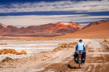 Cycling through Altiplano
