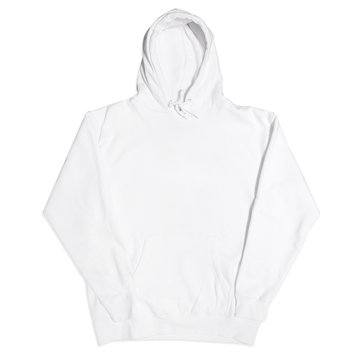 White Hoodie (Front)