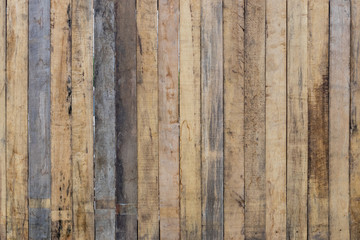 Old stained wooden wall.