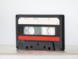 Аудиокассета. Кассета для магнитофона.