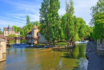 Moret-sur-Loing, Seine-et-Marne