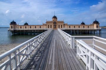 Tour durch Schweden mit dem Wohnmobil - Varberg