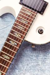 Electric Guitar (close up)
