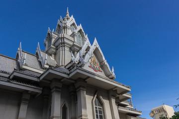 タイ・バンコク・ワット・白い寺