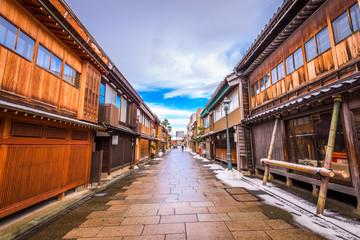 Kanazawa, Japan Historic District
