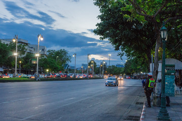 バンコク・カオサン・風景