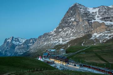 Gare de Kleine Scheidegg