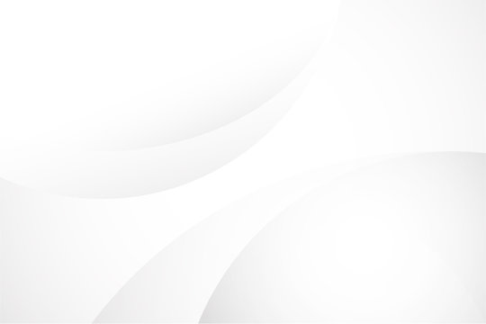 White abstract background vector