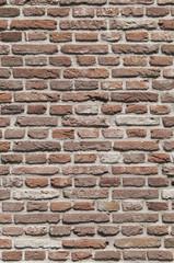 Wall of pug brick texture