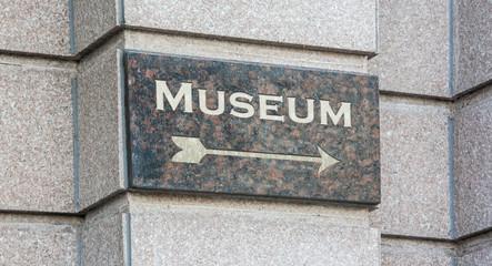 Schild 204 - Museum