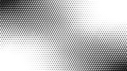 Zhanstudio photos images assets adobe stock abstract halftone pattern texture dollar background is black and white vector modern background colourmoves
