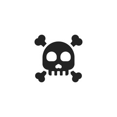 Emoji Skull & Crossbones